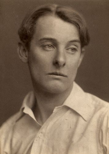 Portrait of Lord Alfred Douglas (source: Wikipedia)
